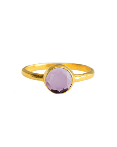 Lovers Ring | Ruby Quartz