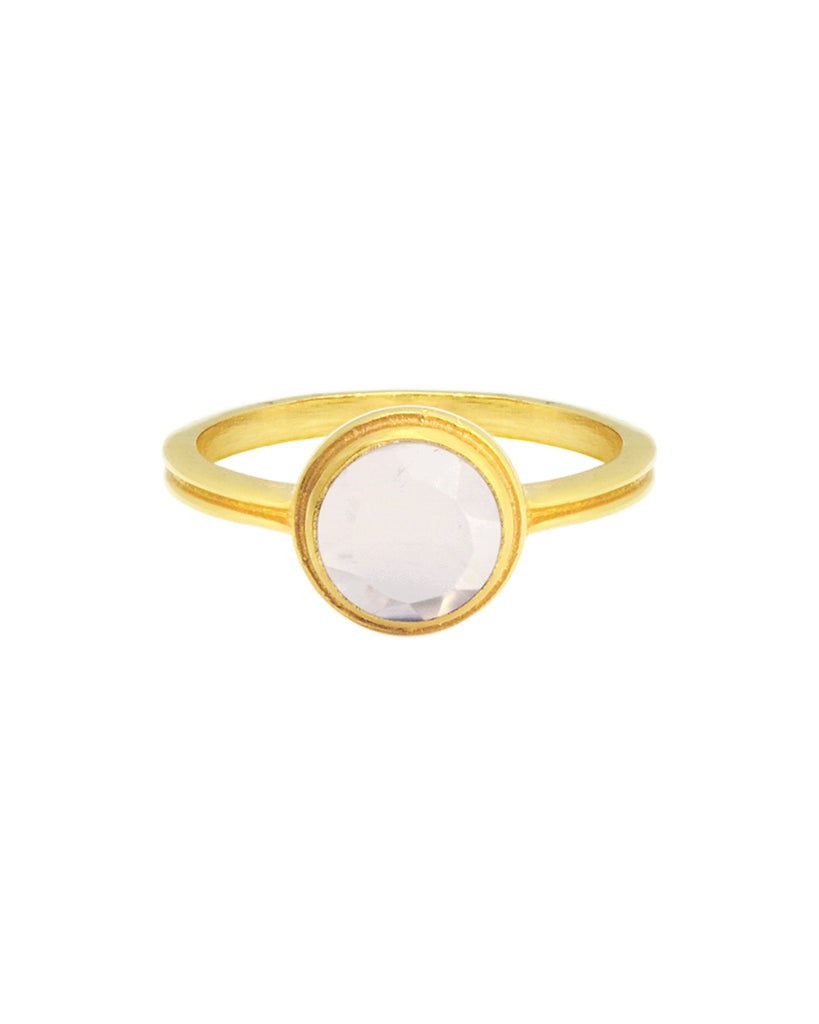 The Buttercup Ring | Opalite