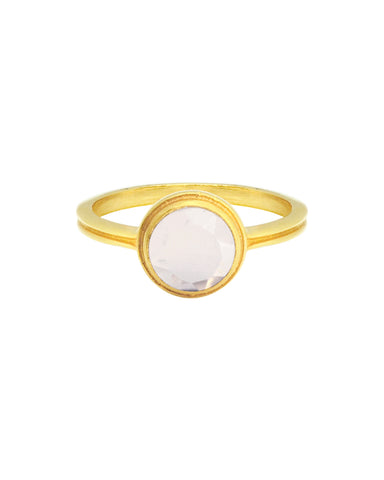 Summer Moon Ring - Onyx