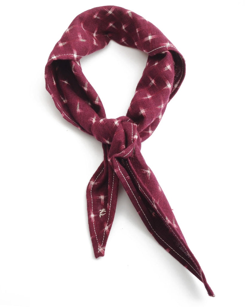 KL Scarf | Moon Dust Plum