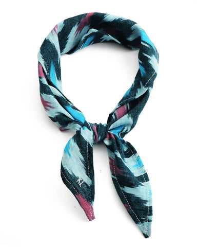 KL Scarf | Heather