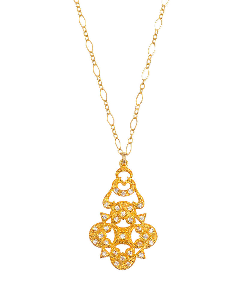 Amrita Necklace