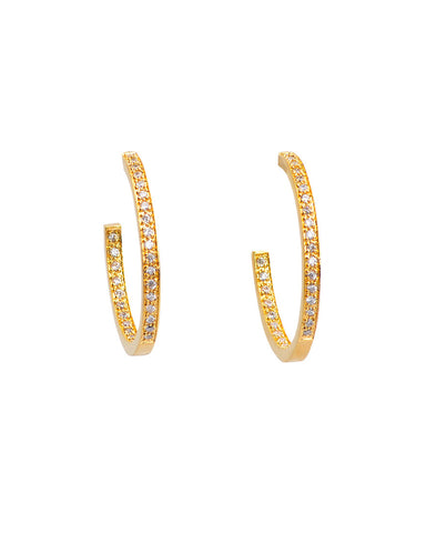 Luxor Diamond Earrings