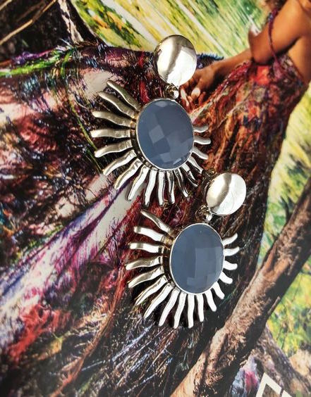 The Romance Statement Earrings
