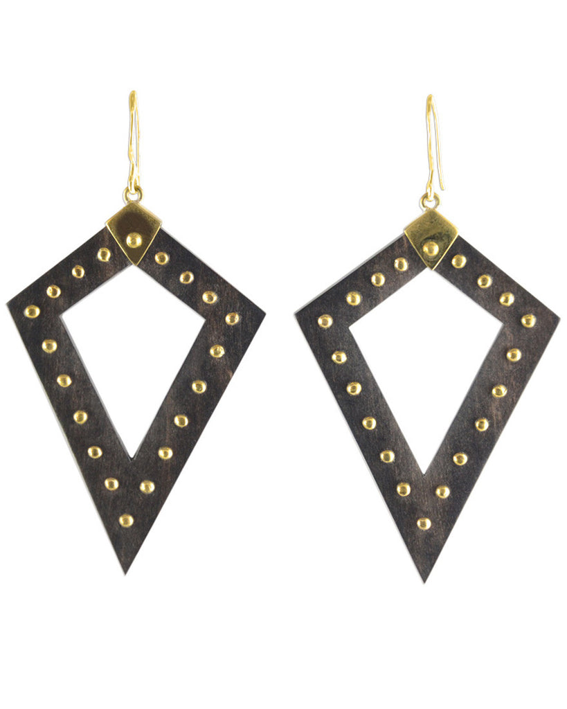 Crazy on You Earrings