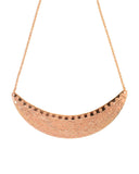 Crescent Collar | Rose Gold