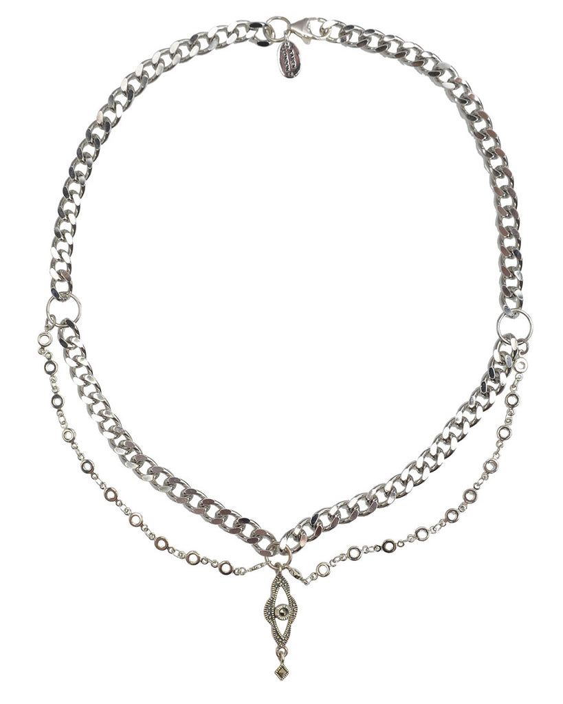 Diamond Eye Choker