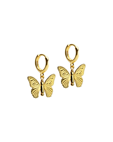 Fontana de Trevi Earrings