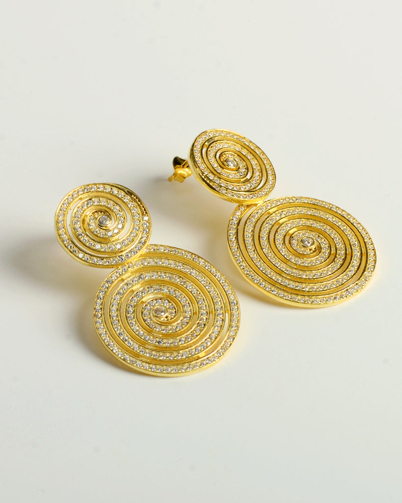 Hypnotic Enchantment Earrings