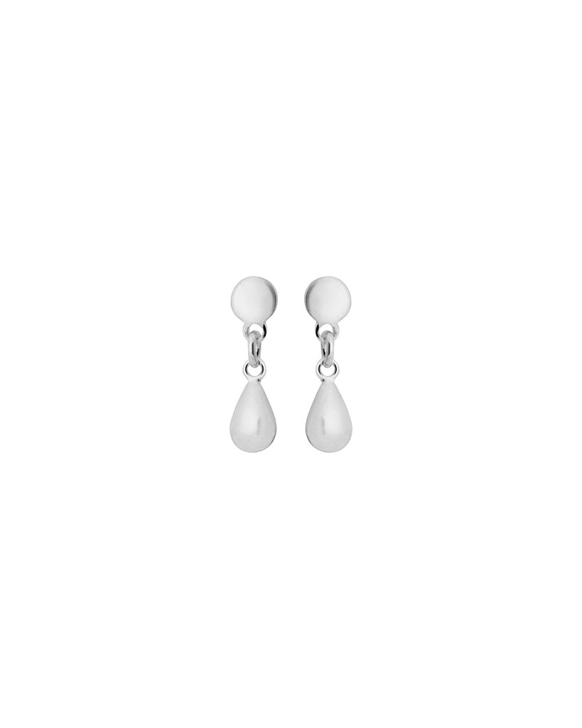 Droplet Dangle Studs