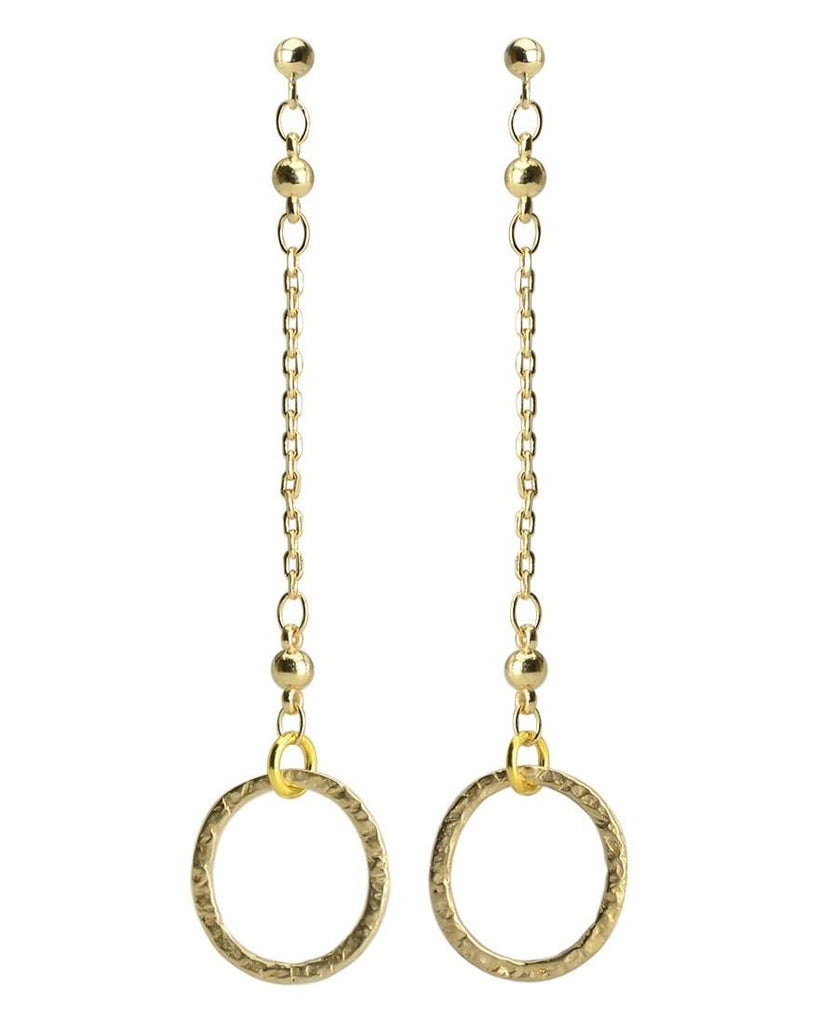Material Girl Pendulum Earrings