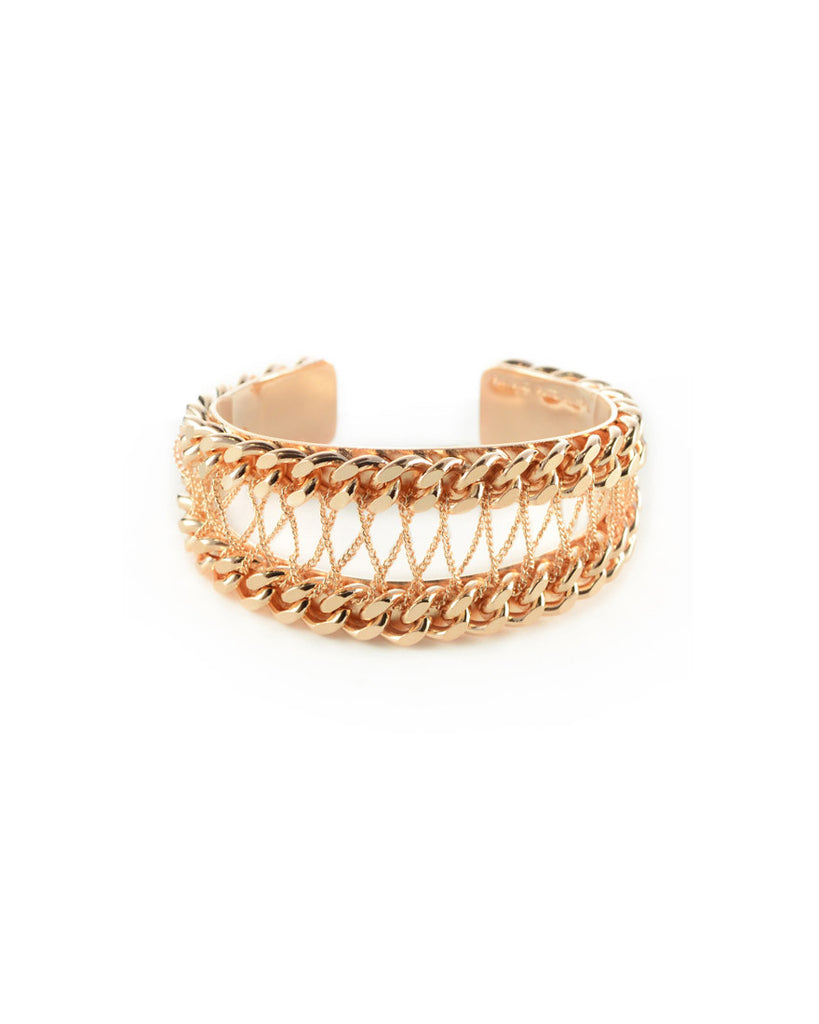 Give to Me Cuff | Rose Gold