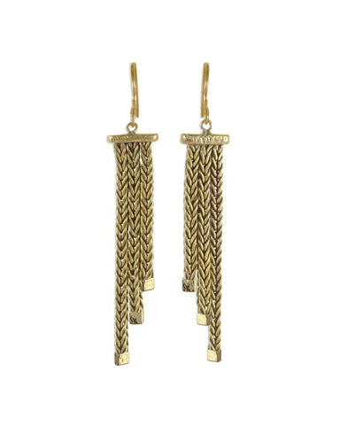 Grand Luxor Diamond Earrings