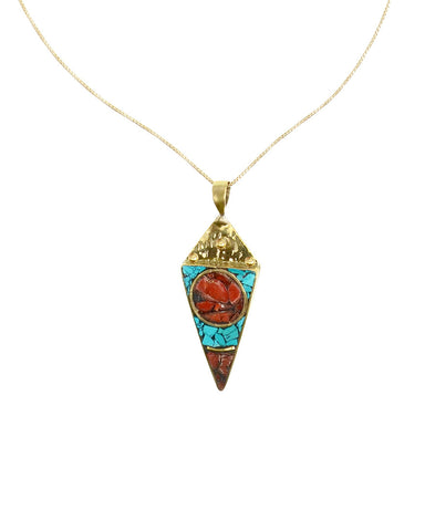 Morocco Necklace