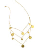 Grecian Goddess Layering Necklace