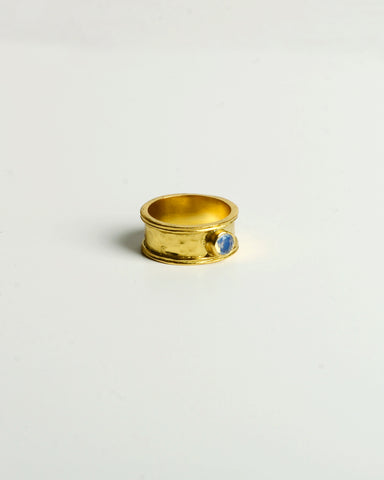 Pharaoh Square Ring