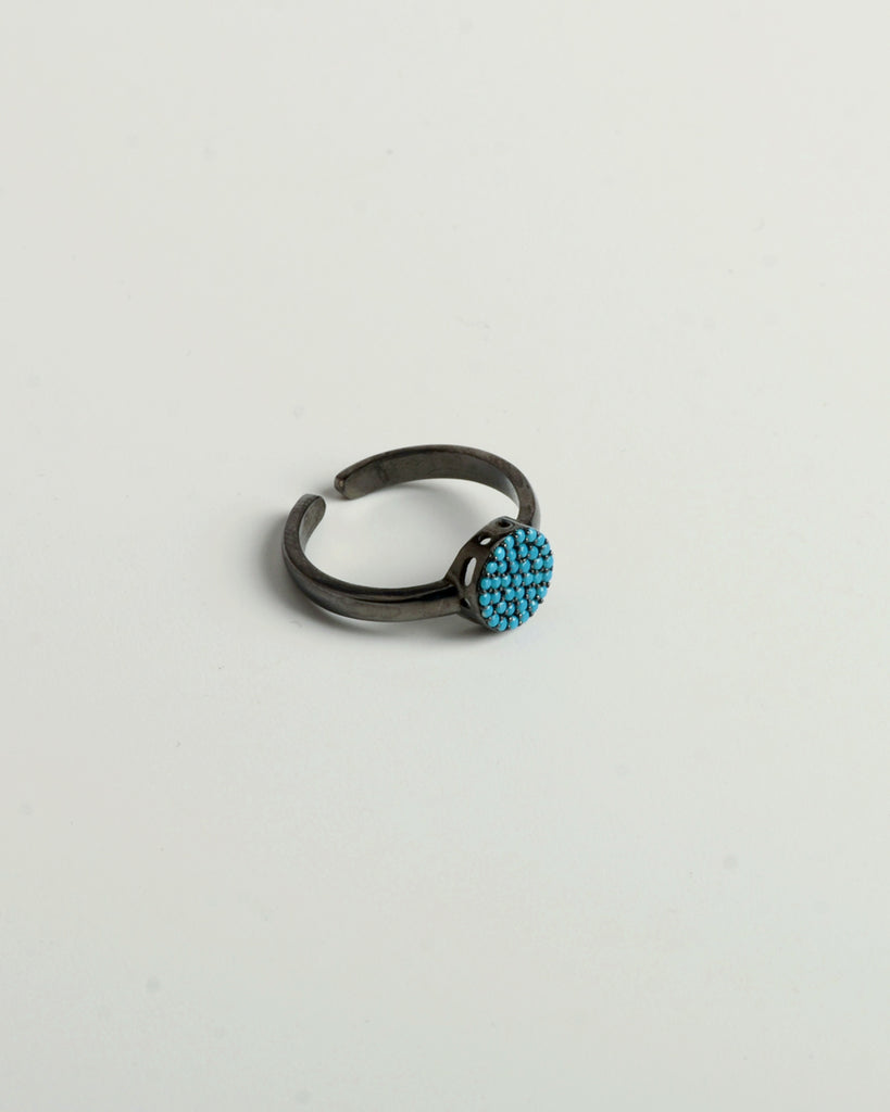 The Turquoise Sun Ring