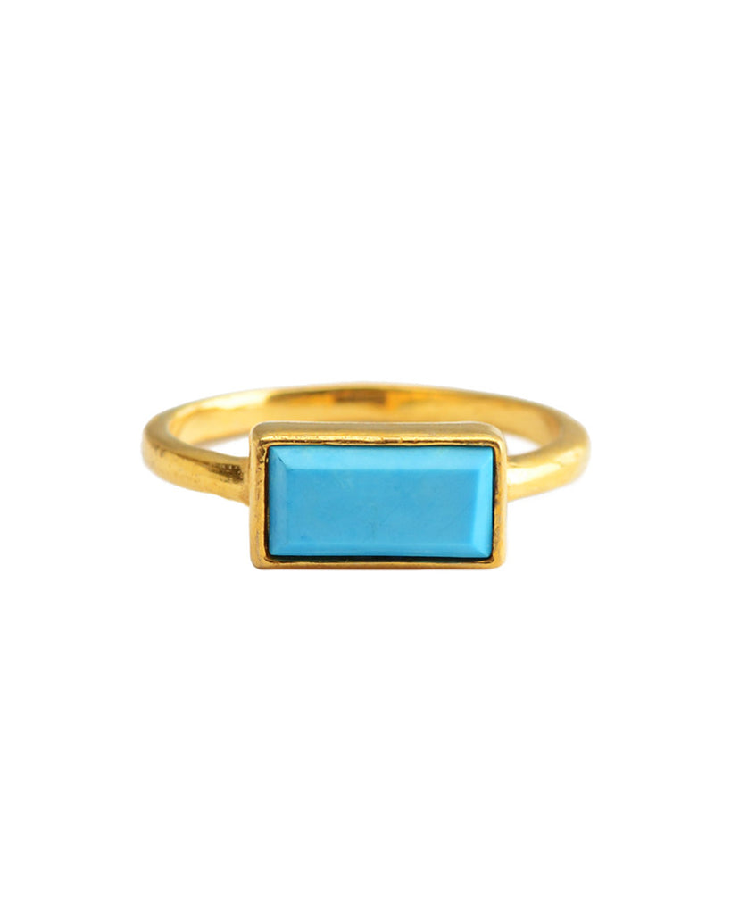 River Ring | Turquoise