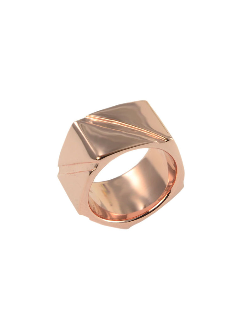 Rock Steady Ring
