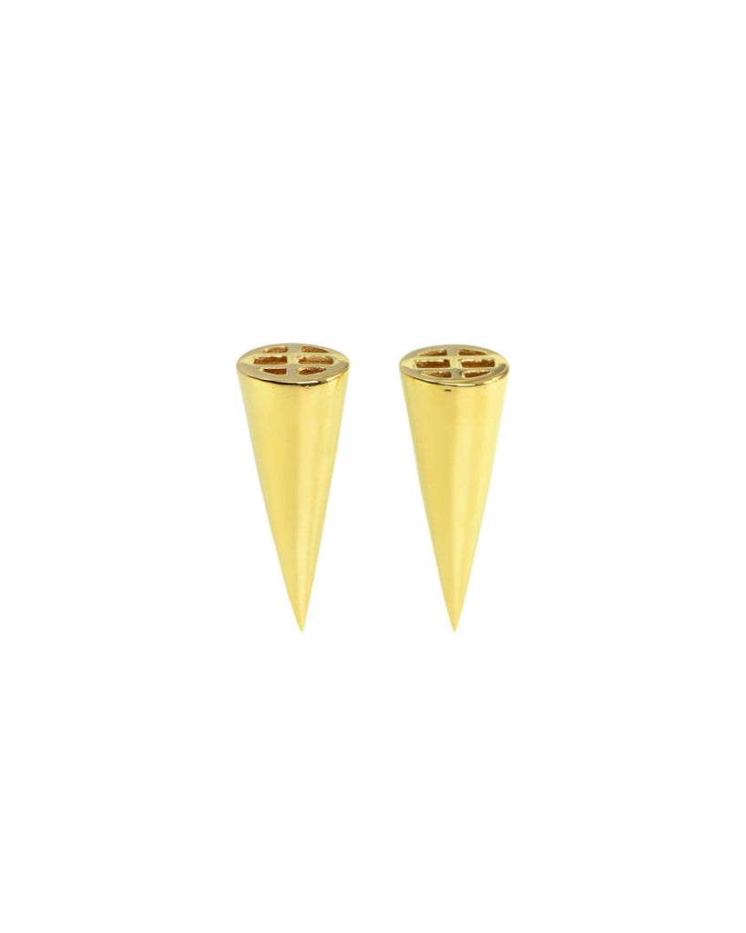 Spike Studs - Gold