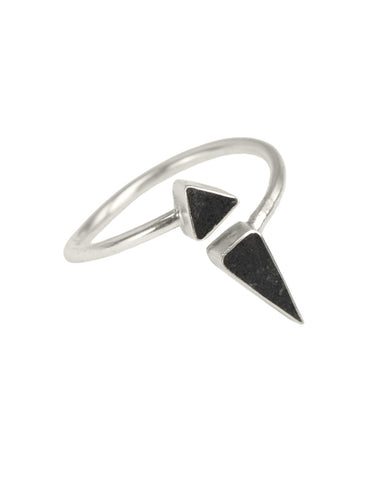 Feel Good Ring | Black Onyx