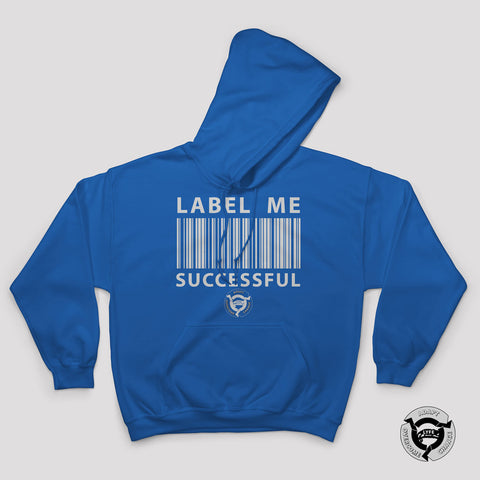 BLUE LABEL ME SUCCESSFUL HOODIE