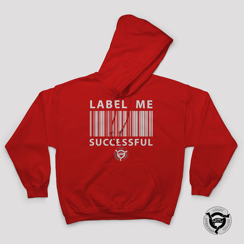RED LABEL ME SUCCESSFUL HOODIE