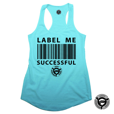 CANCUN LABEL ME SUCCESSFUL TANK