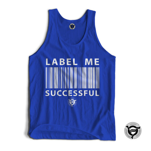 BLUE LABEL ME SUCCESSFUL TANK