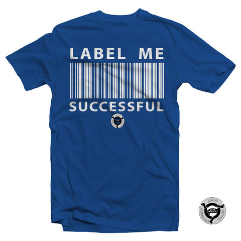 BLUE LABEL ME SUCCESSFUL