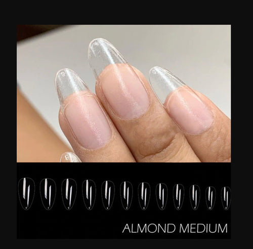 Gel Tips - Clear