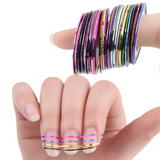 Mixed Striping Tape