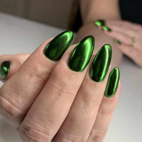 Green Chrome Powder