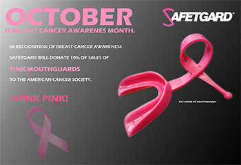 STG October Breast Cancer Donations
