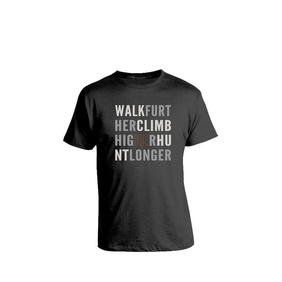 Walk Further Tee