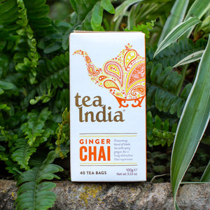 Ginger Chai 40 Box