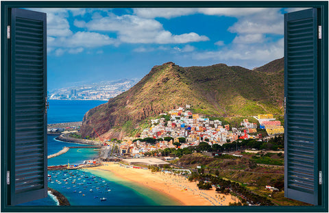 Canarias Wall Decals | Canarias Decorative Vinyl | ALC.39