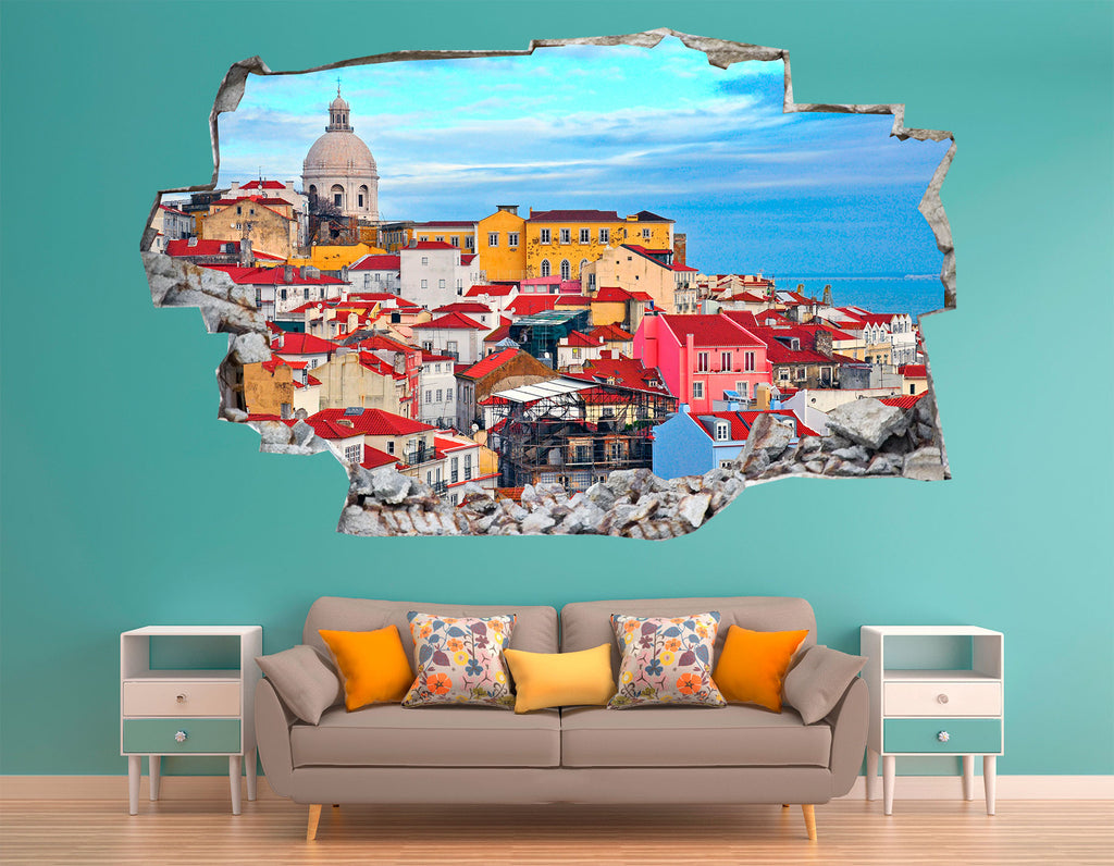 Portugal Decals | Portugal Wall Stickers | Vinyl 3d | CAB.253
