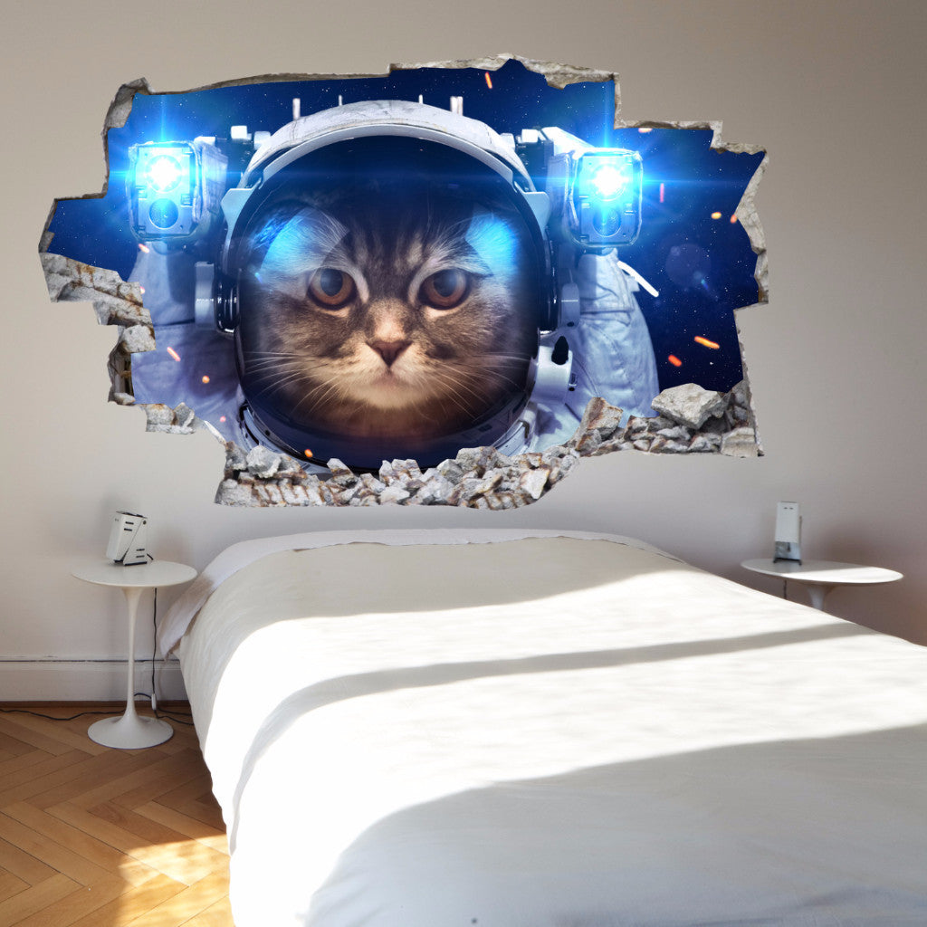 Cat Wall Decals | Wall Stickers | Vinyl 3d | CAB.141