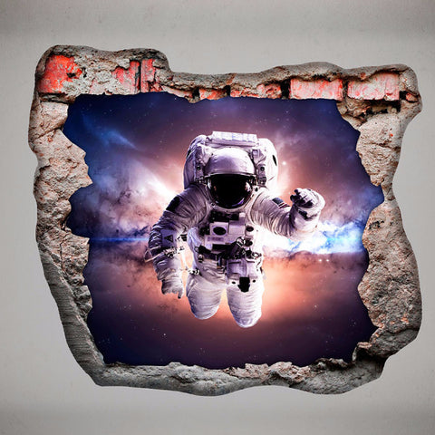 Adhesive Decorative Ceiling Vinyl - Astronaut