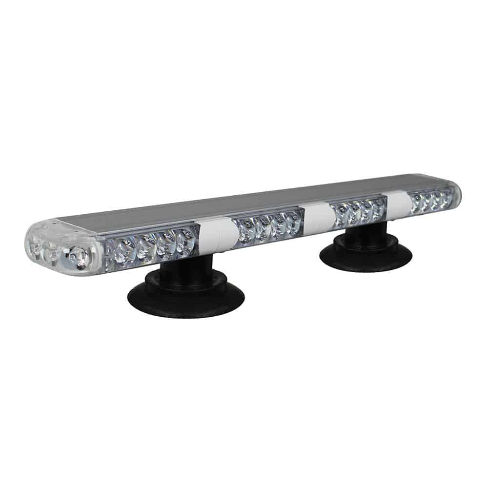 AMB40 LED Low Profile Covert Light Bar - 600mm