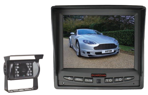 CCTV14A  Reversing Aid with Full Colour and Audio