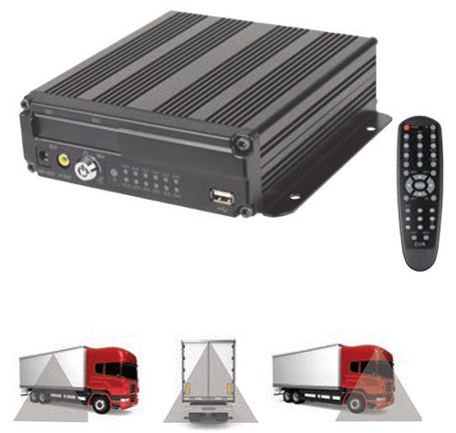 DVR Mobile Digital Video Recorder