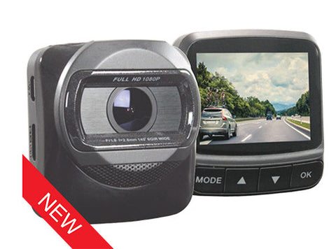 JR1HD Journey Recorder with 2'' Display