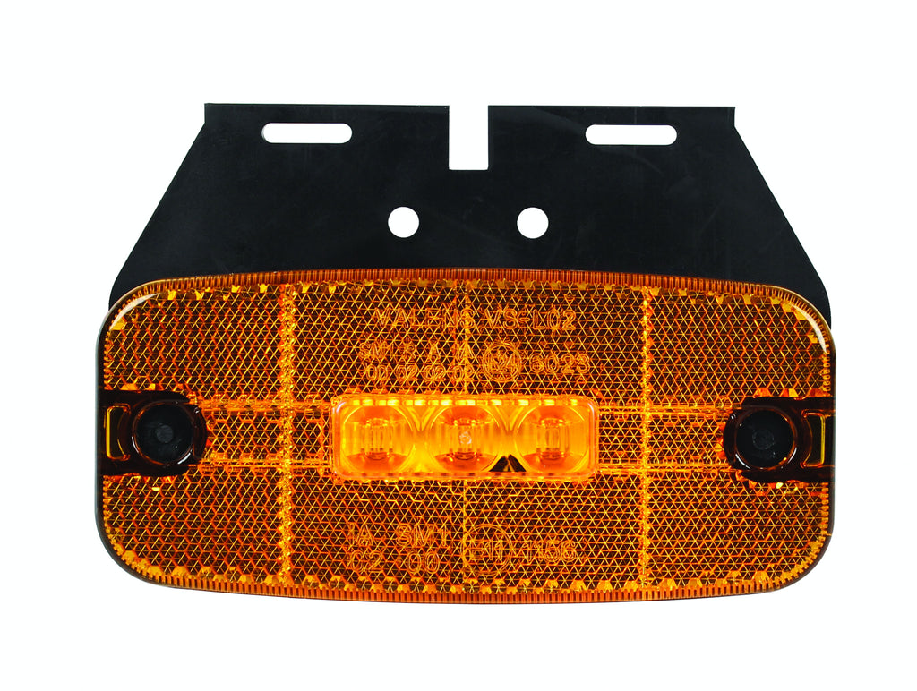 ML 50/50R/50W LED Side Marker Lamps 10-30v