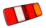 RL109RH LED UNIVERSAL REAR COMBINATION LAMP without Number Plate Light