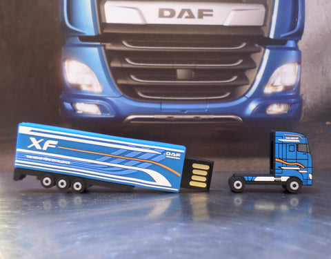 DAF XF New Colour USB Stick
