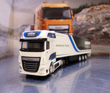 DAF XF Euro 6 Model Truck & Trailer