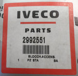Iveco Daily Van 2006 Lockset