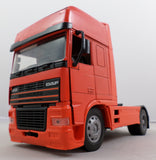 DAF 95XF Model Truck & Trailer